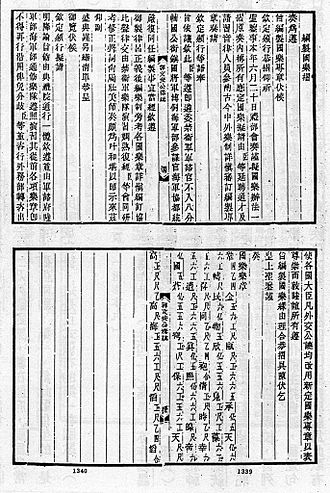Cup of Solid Gold - Government document with Gongche notation