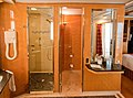 Shower, Restroom -2, and cosmetics table (4204149344).jpg
