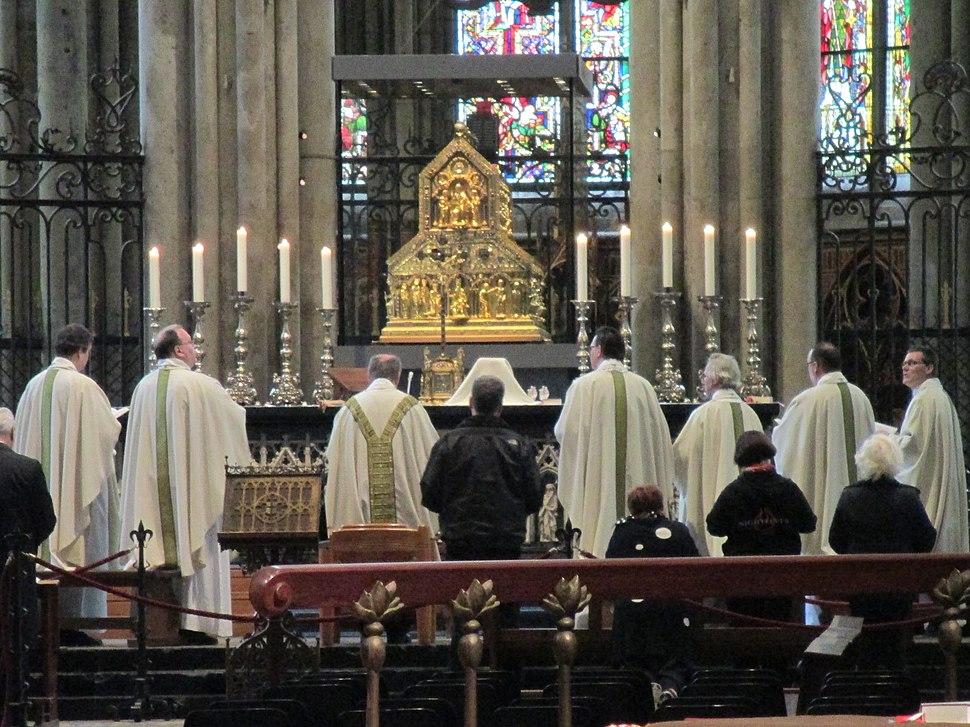 Shrine of the Three Magi, Cologne