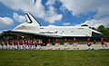 Shuttle Discovery Arrives at Udvar-Hazy (201204190015HQ) DVIDS723931.jpg