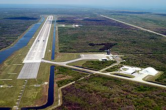 Shuttle Landing Facility - Image: Shuttle Landing Facility