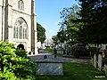 Sidmouth Churchyard. - panoramio.jpg