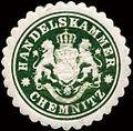Siegelmarke Handelskammer - Chemnitz W0213489.jpg