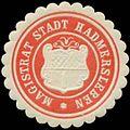 Siegelmarke Magistrat Stadt Hadmersleben W0348846.jpg