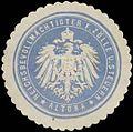 Siegelmarke Reichsbevollmächtigter für Zölle und Steuern Altona W0338056.jpg