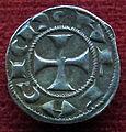 Siena, denaro, 1180 ca., mistura.JPG