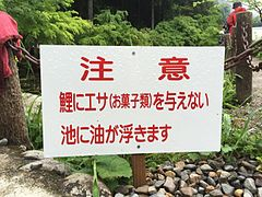 Signboard at Monet's pond02.jpg