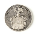 Silvermedalj, 1819 - Skoklosters slott - 109545.tif