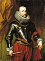 Sir Anthony van Dyck and Studio - Portrait of Marchese Ambrogio Spinola (1569-1630).jpg