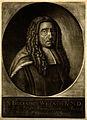 Sir Benjamin Wrench. Mezzotint by D. Heins (?), 1747. Wellcome V0006385.jpg