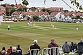 Sir Forgannwg yn erbyn Lancaster against Glamorgan at Bae Colwyn North Wales 35.JPG
