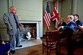 Sir Reid Welcomes Secretary Kerry to the Benjamin Franklin House in London (30056452723).jpg