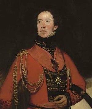 William Lumley - Major-General William Lumley.