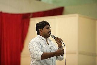 Sivaram Mony Indian film director and editor