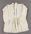 Skjorta som tillhört Oscar I, 1844 -1859 - Livrustkammaren - 100353.tif