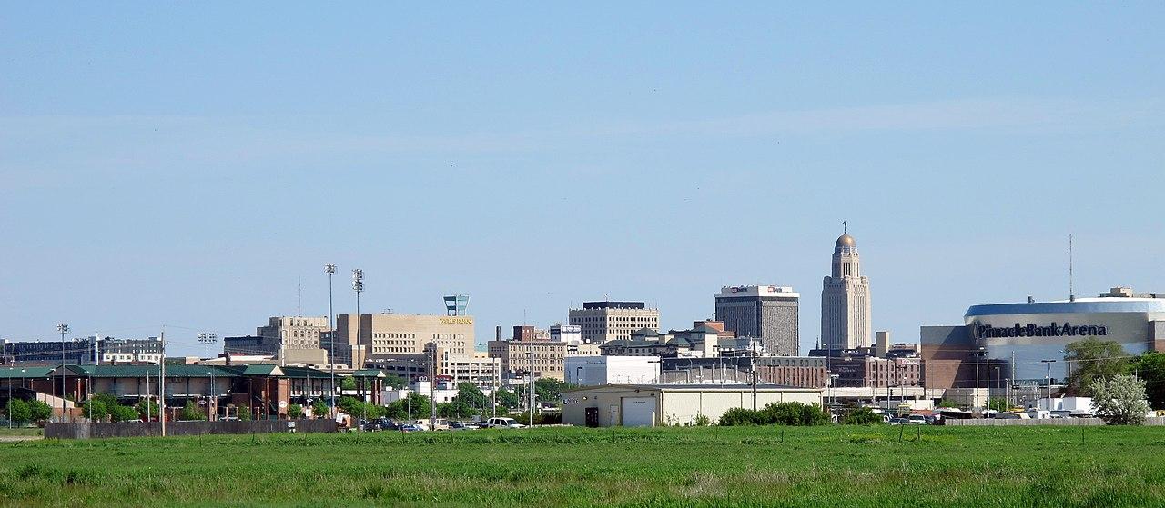 File Skyline Of Downtown Lincoln Nebraska U S 2015
