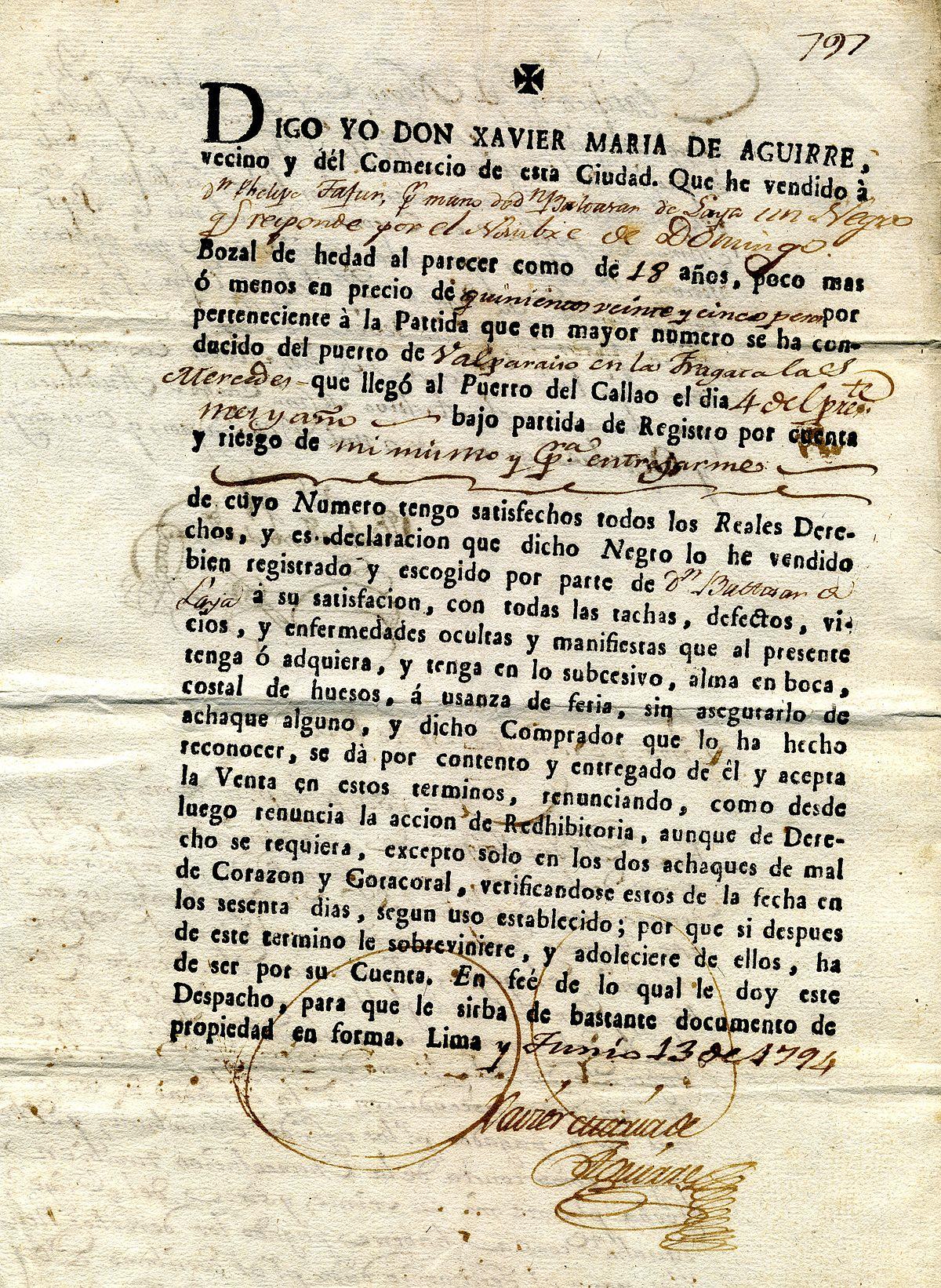 Relaciones interraciales entre esclavos y propietarios de esclavos