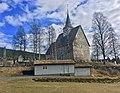 Slidredomen church Vestre Slidre Valdres Norway 2017-03-29 03.jpg