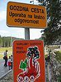 Slovenian Road Sign 31.JPG