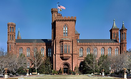 Smithsonian Building NR