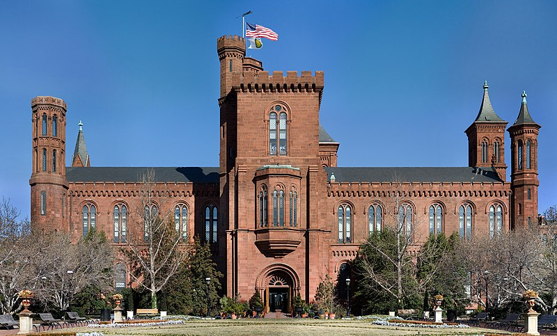 Файл:Smithsonian Building NR.jpg