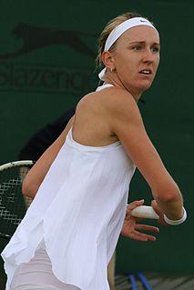 Tereza Smitková Czech tennis player