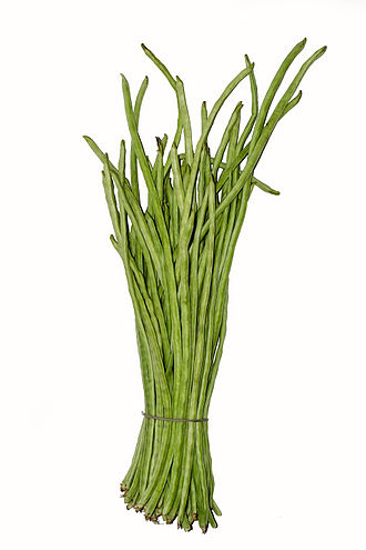 Asparagus bean - Image: Snake Bean BNC