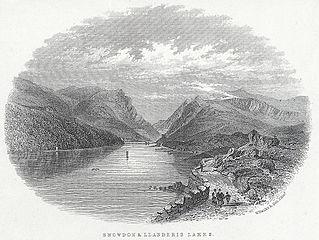 Snowdon & Llanberis Lakes