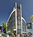 Sochi-Lazarevskoe. Shoreline hotels. (16029617559).jpg