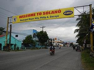 Solano, Nueva Vizcaya - Image: Solano,Nueva Vizcayajf 0299 16