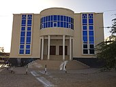 Edificio della Casa degli Anziani del Somaliland, Hargeisa