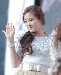 Son Naeun at 2013 Pyeongchang Winter Special Olympics World Championships, January 2013 10.jpg