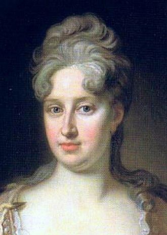 Sophia Louise of Mecklenburg-Schwerin - Image: Sophie Luise von Mecklenburg Schwerin