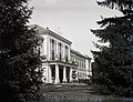 Soponya-Nagyláng 1902, Zichy kastély (Pollack Mihály). Fortepan 4349.jpg