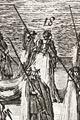 Sorgrdräkt vid Karl X Gustavs begravning, 1660 - Livrustkammaren - 108761.tif