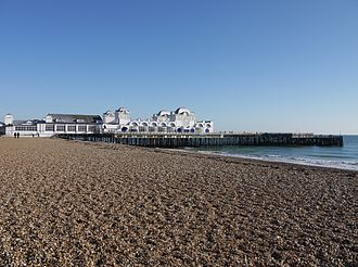 South Parade Pier - South Parade Pier, Southsea