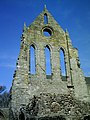 South Side of Ruined 12th Century Abbey - geograph.org.uk - 155172.jpg