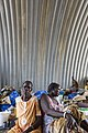 South Sudan, Juba, February 2014. IDP's is South Sudan find a safe shelter at the UN compound in Juba, the UN House IDP Camp (12986815255).jpg