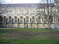 South facade - Winchester Cathedral - geograph.org.uk - 1162934.jpg