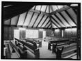 Southampton Friends Meeting House, 710 Gravel Hill Road, Southampton, Bucks County, PA HABS PA-6656-5.tif