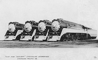 Southern Pacific class GS-3 - Southern Pacific GS-3 locomotives.