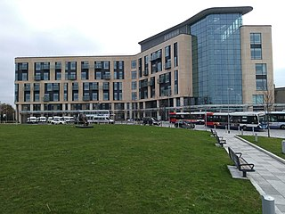 Southmead Hospital Hospital in Bristol, England