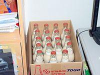 Soy milk - Wikipedia