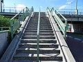 Spaansebrug - Rotterdam - Stairs southeastern (landscape).jpg