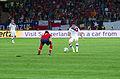 Spain - Chile - 10-09-2013 - Geneva - Alvaro Arbeloa and Eugenio Mena.jpg