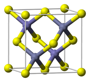 Chalcogenide - The zinc blende structure is a common motif for metal monochalcogenides.