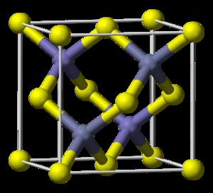 Sulfuro de cinc