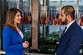 Spokesperson Ortagus Conducts Interviews with International Media (49340337256).jpg