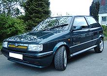 Seat Ibiza Sportline 1 7i