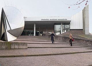 Sprengel Museum museum in Hannover, Germany